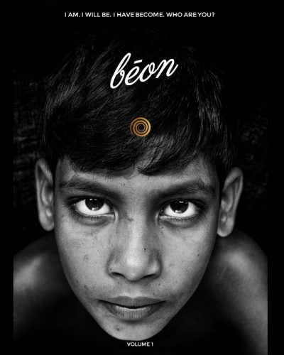 Beon: The Faces of Causism Flipbook Cover