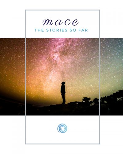 Mace: The Stories So Far Flipbook Cover